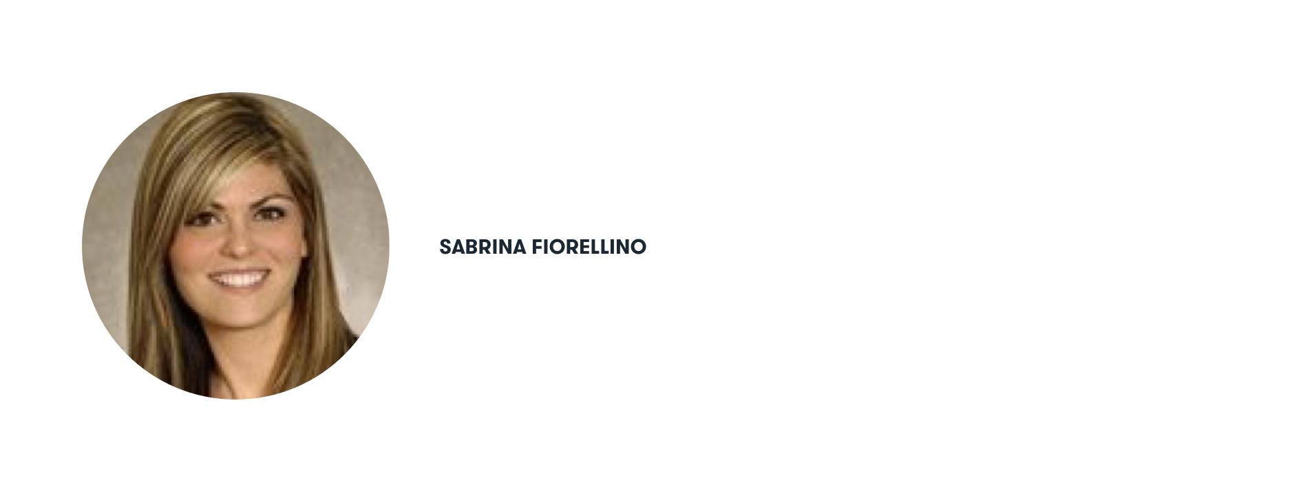 Sabrina Fiorellino