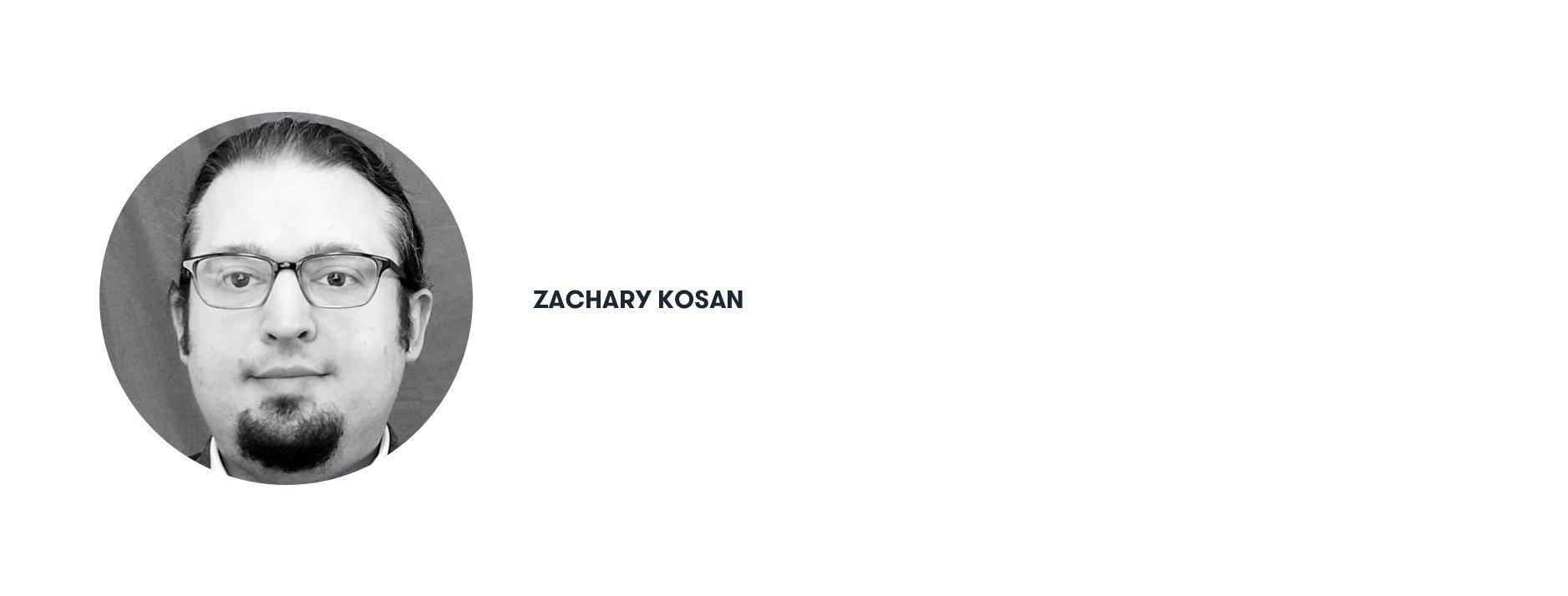 Zachary Kosan